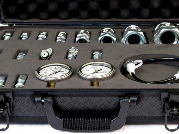Custom Hydraulic Test Kit